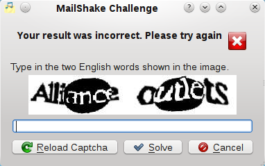 Solving a Mail-Shake Challenge in Mailody