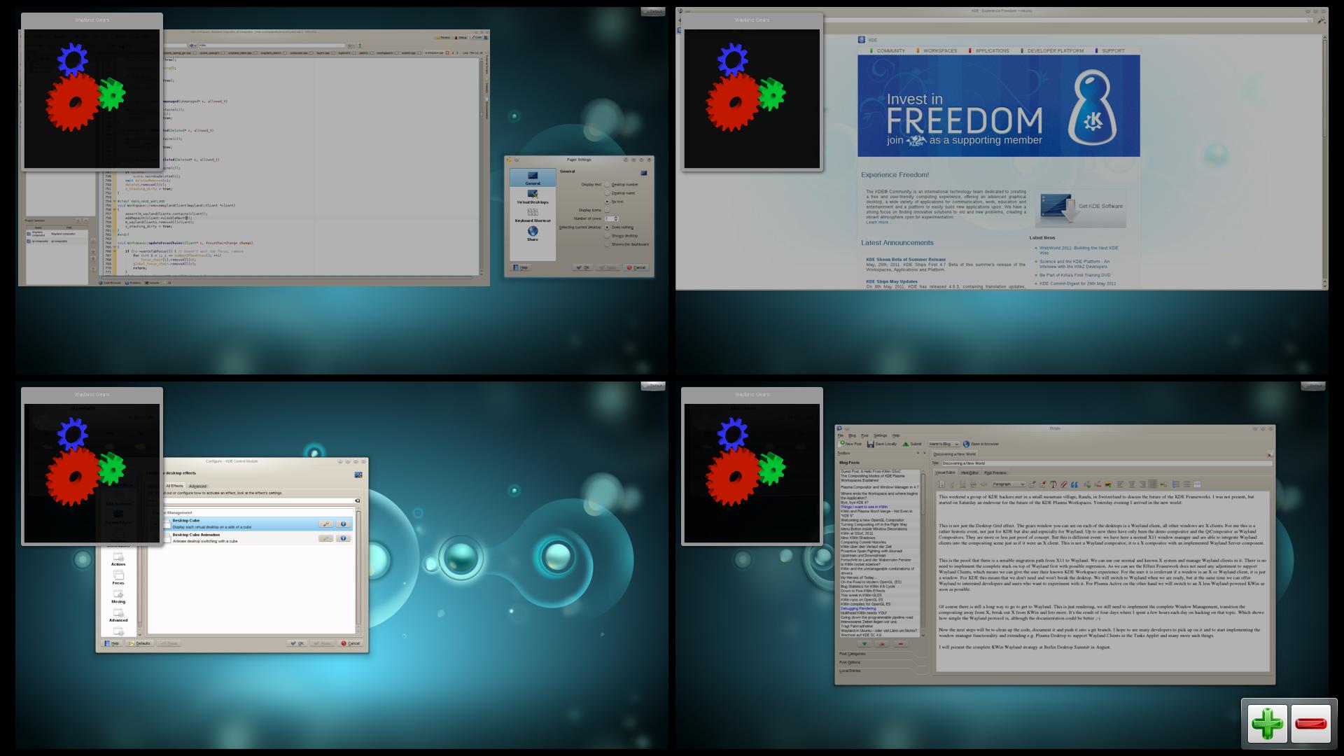 desktopgrid-with-wayland | Martin's Blog